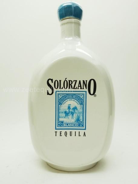 Solorzano Tequila Blanco