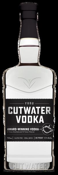Fugu Cutwater Vodka 750 ml