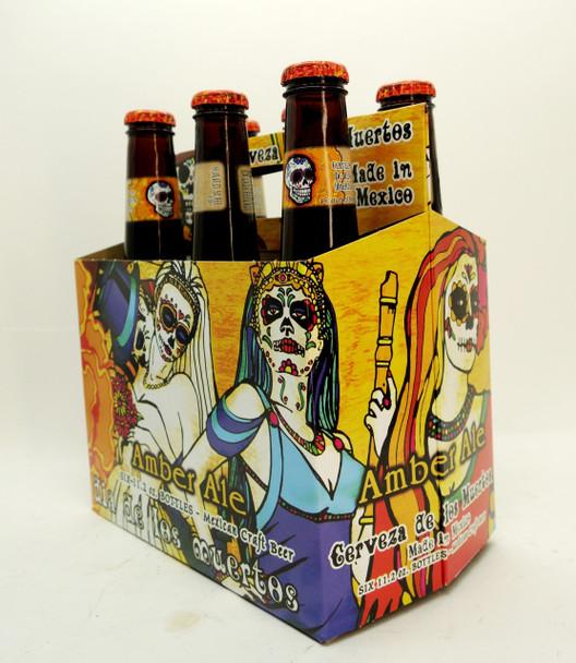 Dia De Los Muertos Amber Ale (6 Pack)