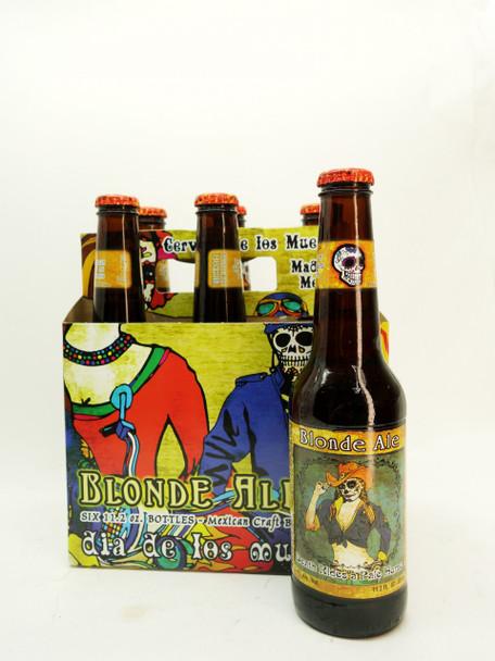 Dia De Los Muertos Blonde Ale (6 pack)