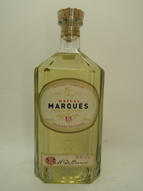 MARQUES REPOSADO MEZCAL