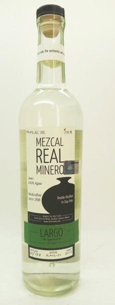 Real Minero Largo Mezcal