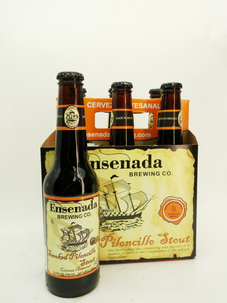 Ensenada Smoked Piloncillo Stout (6 pack)