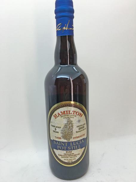 Hamilton Pot Still 5 Year Cask Rum