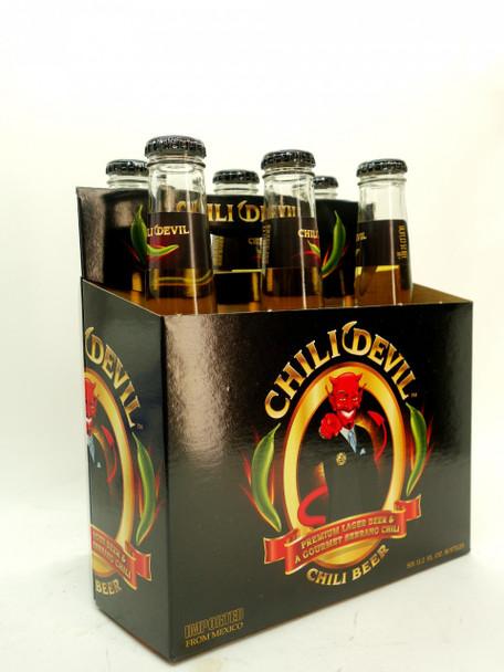 Chili Devil Beer (6 Pack)