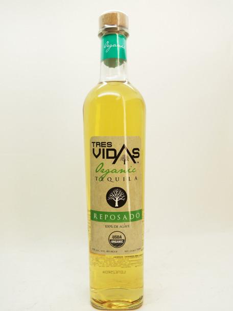 Tres Vidas Organic Reposado Tequila