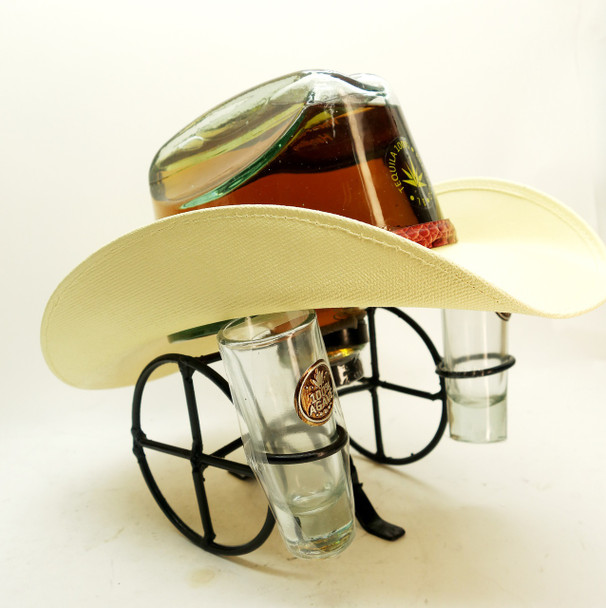 Rodeo Hat Tequila Reposado 1 Liter