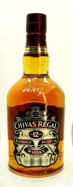Chivas Regal 12 years Scotch Whisky