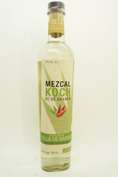 Koch Olla De Barro Mezcal