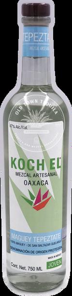 Koch Maguey Tepeztate Mezcal Artesanal 750ml