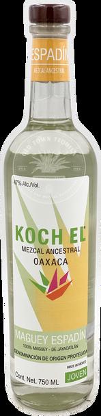Koch El Maguey Espadin Mezcal Yellow Label 750ml