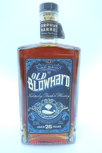 Orphan Barrel Old Blowhard 26 Years