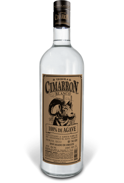 Cimarron Blanco Tequila 1 Liter