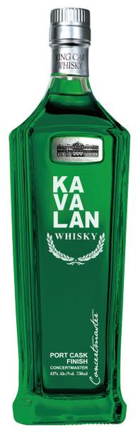 Kavalan Concertmaster Single Malt Whisky