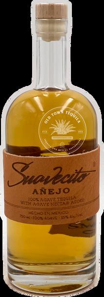 Suavecito Anejo Tequila 750ml