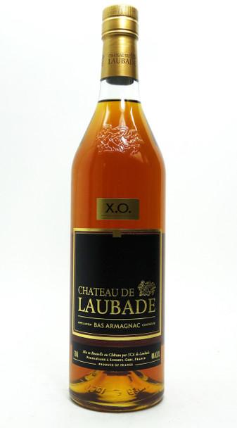 CHATEAU DE LAUBADE X.O. ARMAGNAC Brandy