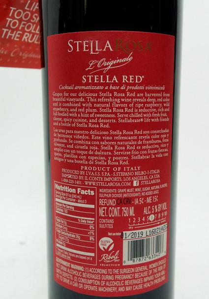 STELLA ROSA RED