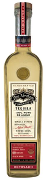 Don Abraham Organic Reposado Single Estate Tequila