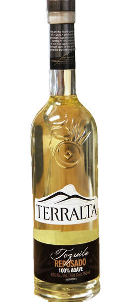 Terralta Reposado Tequila