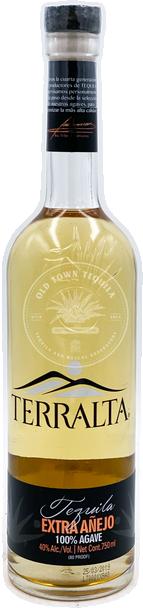 Terralta Extra Anejo Tequila