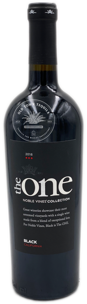 Noble Vines Collection 2016 The One Black Wine