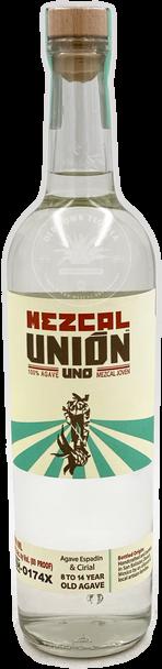 MEZCAL UNION UNO JOVEN 750ML