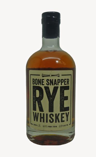 Bone Snapper Rye Whiskey