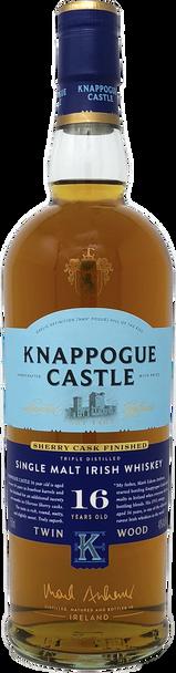 Knappogue Castle Single Malt Irish Whiskey 16 year old