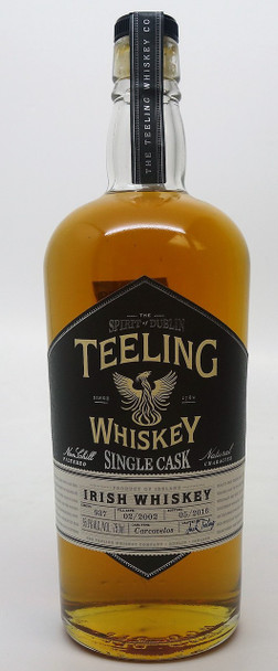 Teeling Whiskey Single Casks Irish Whiskey