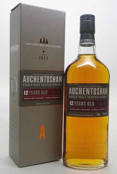 Auchentoshan 12 years old Single Malt Scotch Whisky
