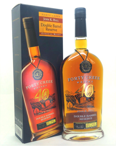 Forty Creek Double Barrel