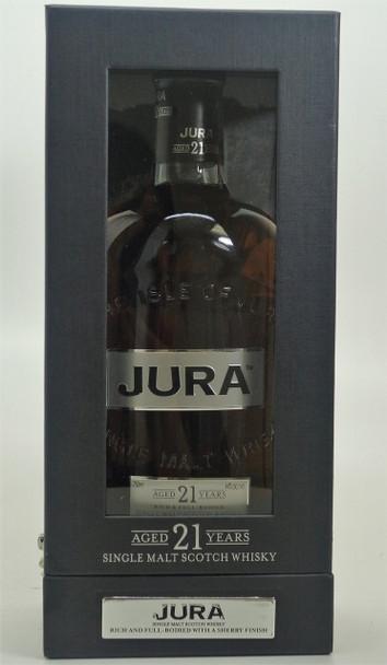 Jura 21 years Single Malt Scotch Whisky