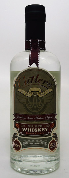 Cutler's Silver Whiskey