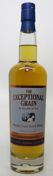 The Exceptional Grain by Sutcliffe and Son Blended Grain Scotch