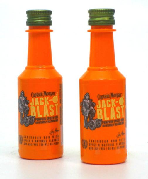 Captain Morgan Jack-O Blast Pumpkin Spiced Rum