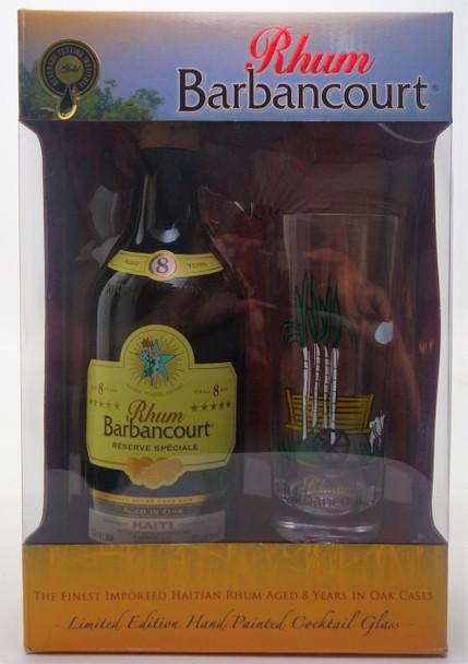 Barbancourt Rhum Gift Set