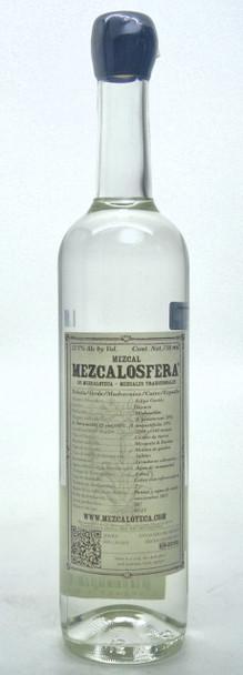 Mezcalosfera de Mezcaloteca Tobala/Madrecuixe