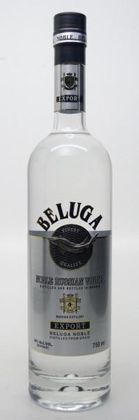 Beluga Export Vodka Gift Set with Glass