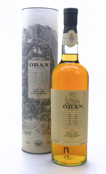 Oban Scotch Malt Whisky
