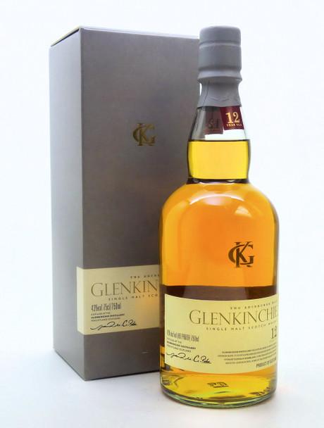 Glenkinchie 12 year Single Malt Scotch Whisky