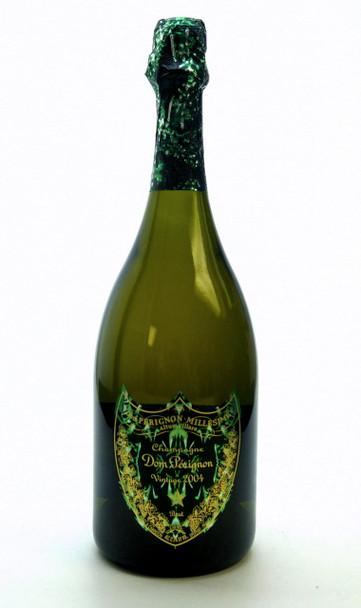 Dom Pérignon Iris van Herpen Vintage 2004