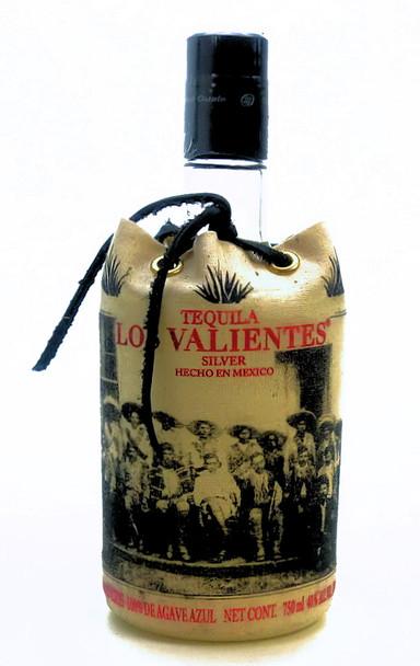 Tequila Los Valientes Silver N0M 1463 CRT