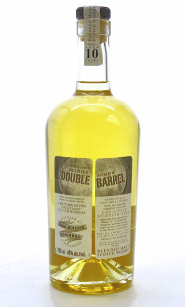 Douglas Laing's Original & Authentic Double Barrel 10 Year