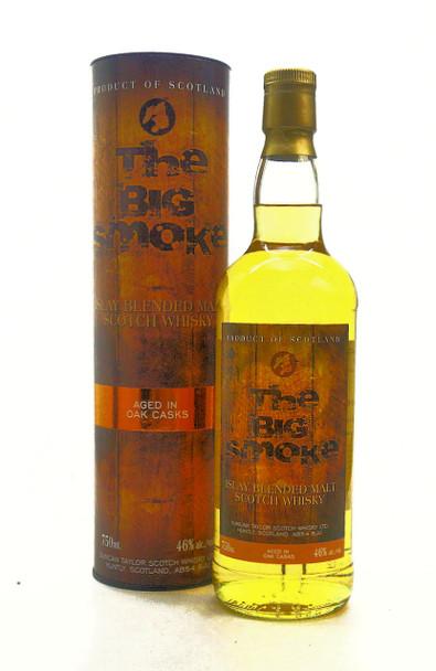The Big Smoke Islay Blended Malt Scotch Whisky