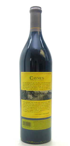Caymus Vineyards Cabernet Sauvignon 2014 (1 Liter)
