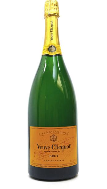 Veuve Clicquot Brut Champagne 1.5 liter