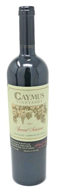 Caymus Vineyards Special Selection 2013 Cabernet Sauvignon