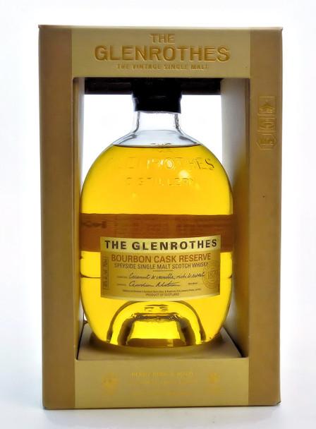 Glenrothers Bourbon Cask Reserve