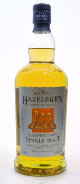 Hazelburn Single Malt 8 years