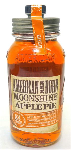American Born Moonshine Apple Pie